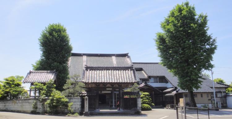 広済寺全景