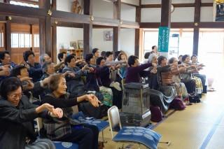20130425(4)「広済寺仏教婦人の集い」が開かれました4