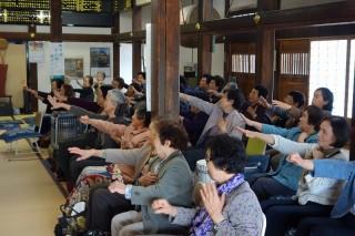 20130425(5)「広済寺仏教婦人の集い」が開かれました5
