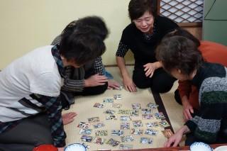 20131207(6)仏教婦人の、食べて喋って忘年会♪6