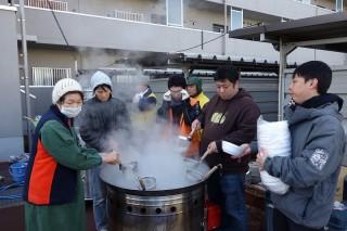 20131230(3)福島にてお餅つき3