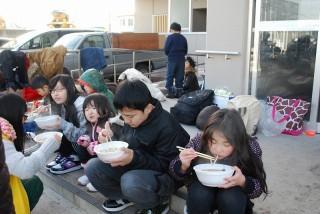20131230(5)福島にてお餅つき5