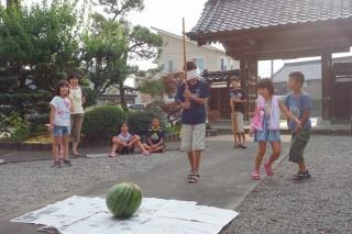 20140831(1)広済寺の夏休み~小学生編~1