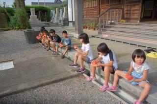 20140831(2)広済寺の夏休み~小学生編~2